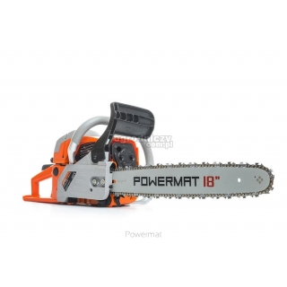 POWERMAT Pi�a spalinowa model PM-4HP49 4KM 18``