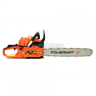 POWERMAT Pi�a spalinowa model PM HR 5900 4,7KM 18``